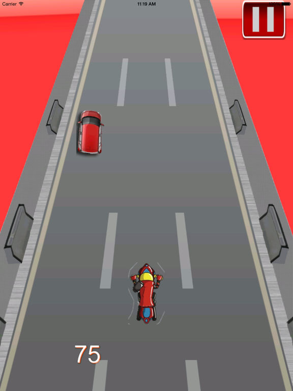 A Motorcycle In Extreme Flames - Fast Game screenshot 8