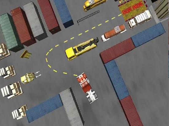 Factory Car Parking Simulator screenshot 8