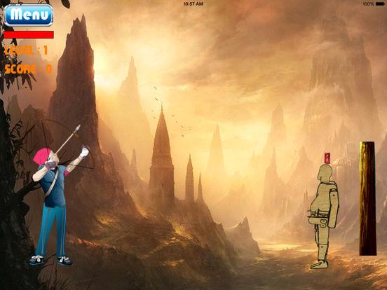 Warrior Arrow In The Castle - Game Of Archer screenshot 8