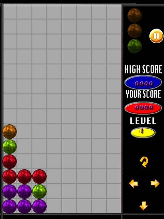 Blitz Cascade Of Bright Balls Pro - An Adventure Color screenshot 9