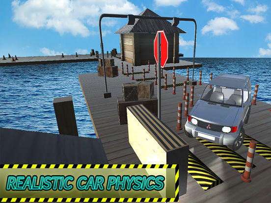 Classic Car Parking Simulator 2016 screenshot 6