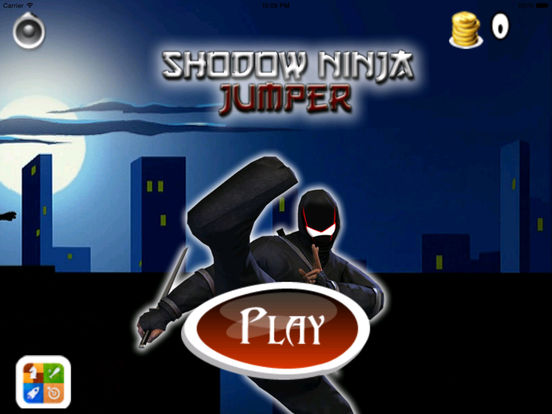 Shodow Ninja Jumper PRO screenshot 7