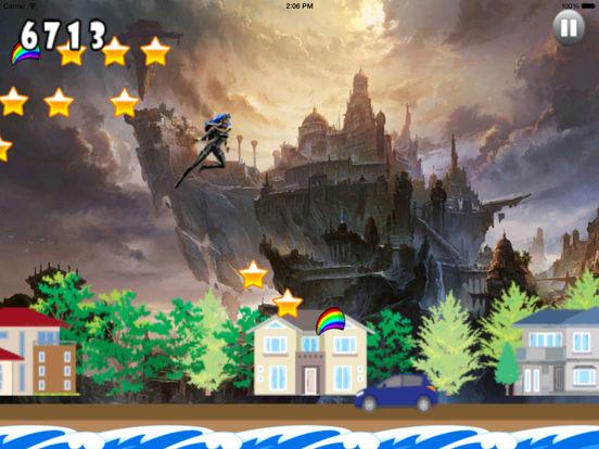 A Mega Jump Girl Pro - Insanely addictive Game screenshot 10