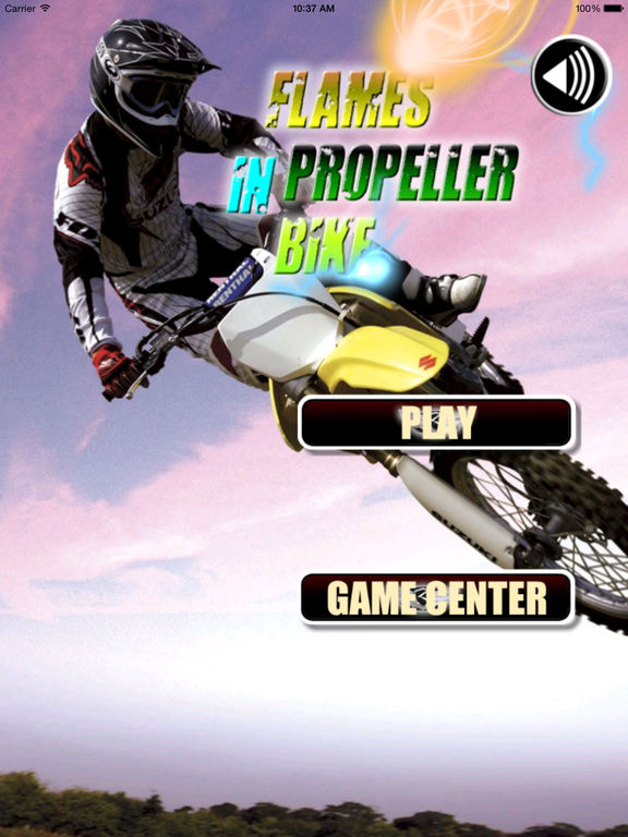 A Flames In Propeller Bike - A Furious Motorcycle screenshot 6