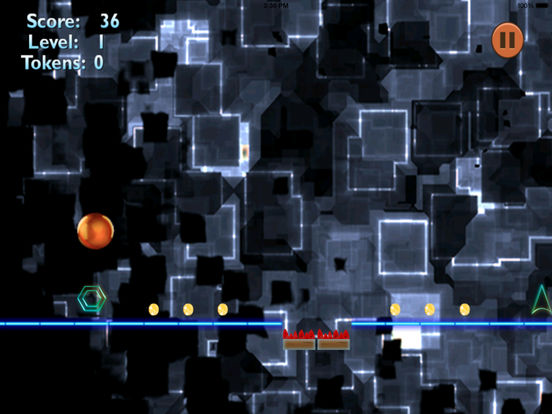 Geometry Attack War Recharged Pro - Dangerously Addictive Game Balls screenshot 10