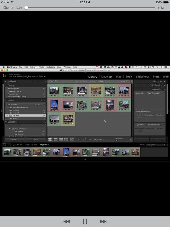 LearnFor LightRoomCC2017 screenshot 10