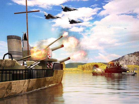 Secret Stealth Warship Combat screenshot 7
