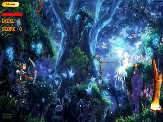 Bright Elf Archer Pro - A Glowing Magic Bow screenshot 9