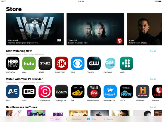 Apple TV screenshot 7