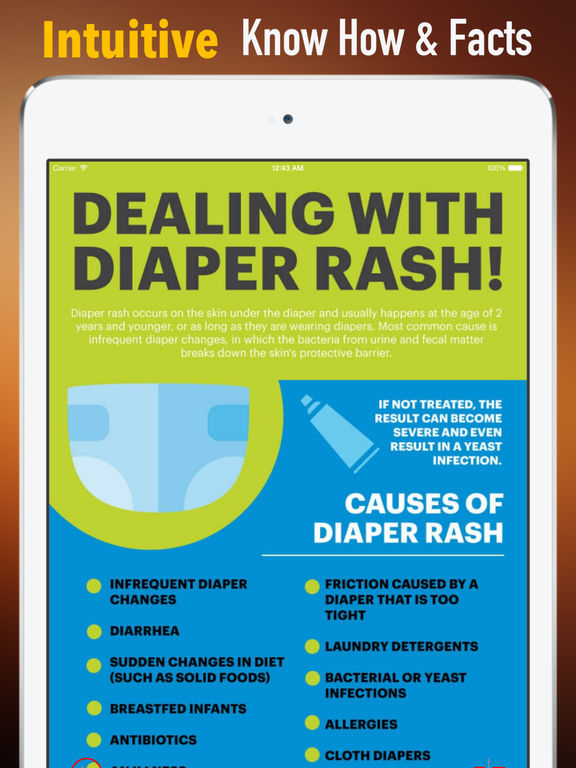 Preventing and Treating Diaper Rash:Tips and Tutorial screenshot 6