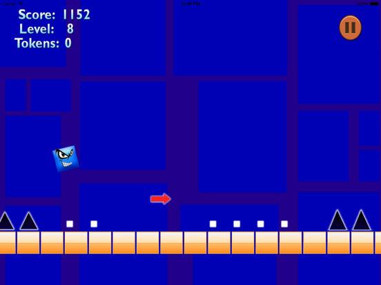 A Neon Dash Meltdown Pro -Jumping The Amazing screenshot 8