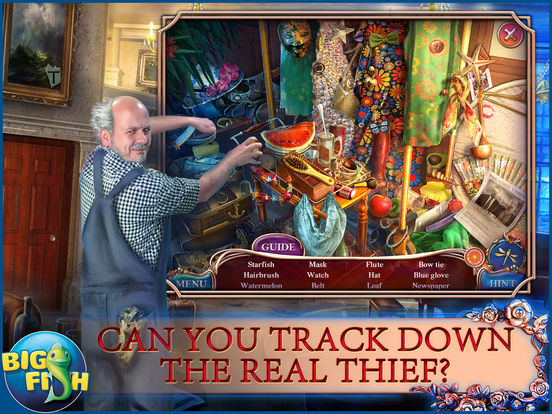 Off the Record: Liberty Stone - A Mystery Hidden Object Game screenshot 7