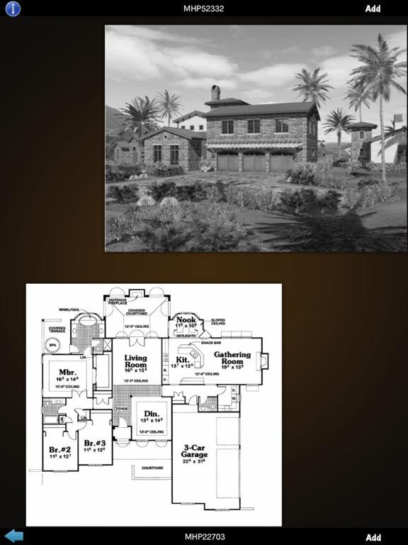 Mission House Plans Details! screenshot 8