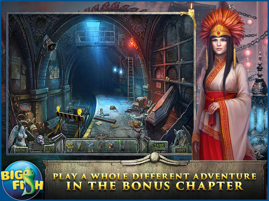 Redemption Cemetery: Clock of Fate - A Mystery Hidden Object Game (Full) screenshot 9