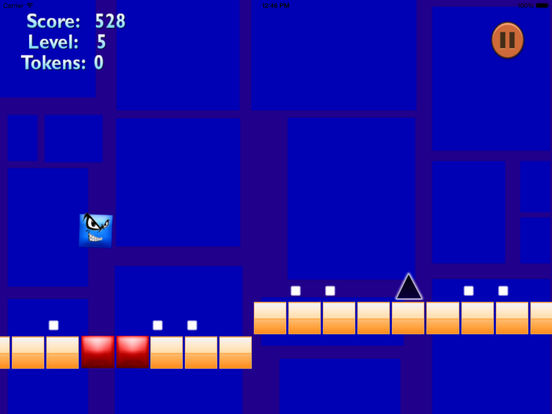 A Neon Dash Meltdown - Avatar Jumping In The Amazing World screenshot 9