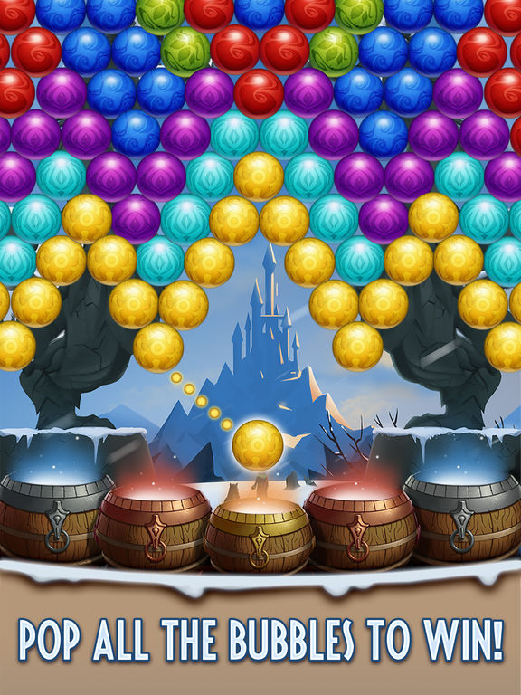 Bubble Shooter! Journey screenshot 9