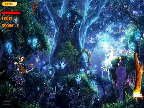Bright Elf Archer Pro - A Glowing Magic Bow screenshot 10