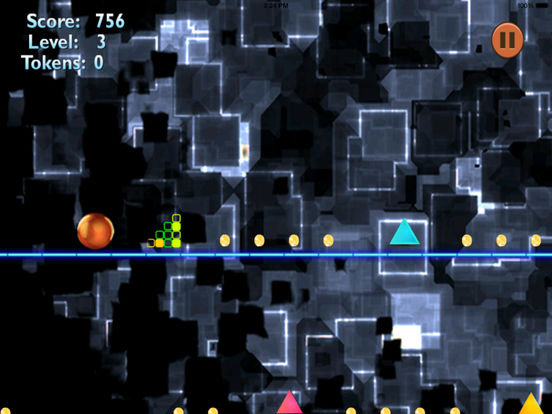 A Impossible Geometry Dangerous - A Crazy Game Balls screenshot 9
