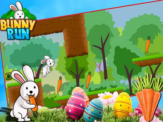 Bunny Baby Run screenshot 5