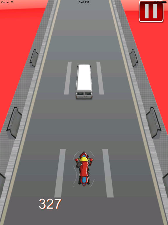 A Super Rebel Motorcycle Road PRO - Big Motorcycle Game screenshot 8