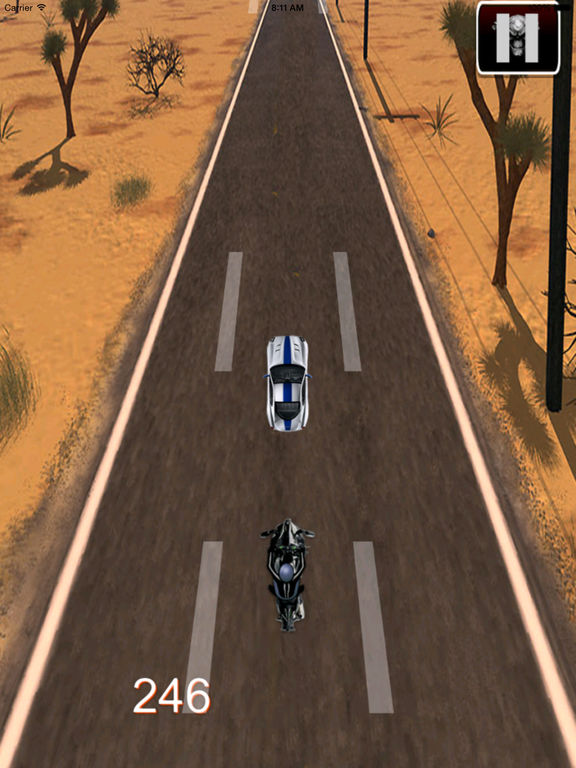Speedway Bike Simulator - Real Classic Race screenshot 9