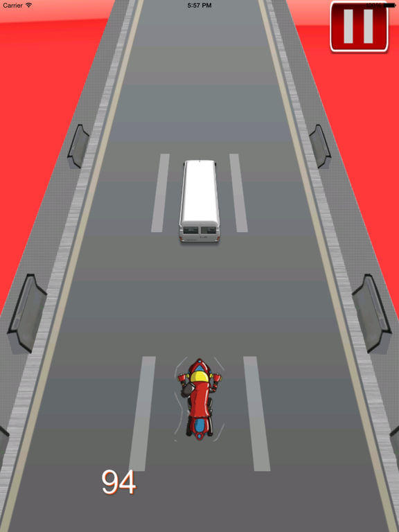 Big Fast Race Child PRO - Crazy Game Road Bike screenshot 10