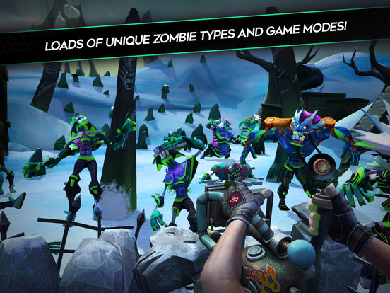 RIZE: Zombies screenshot #4