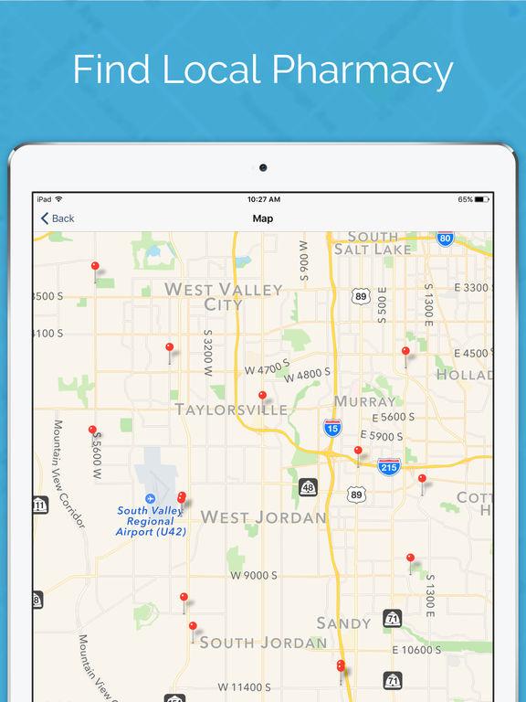 RxSaver Prescription Discounts screenshot 8