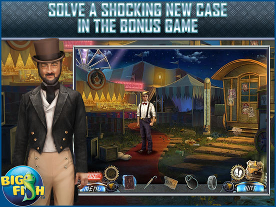 Dead Reckoning: The Crescent Case - A Mystery Hidden Object Game screenshot 9