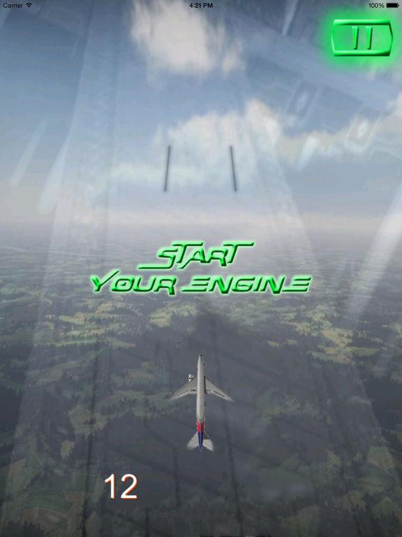 Strikes Aircraft Traffic - Airborne Adventure screenshot 7