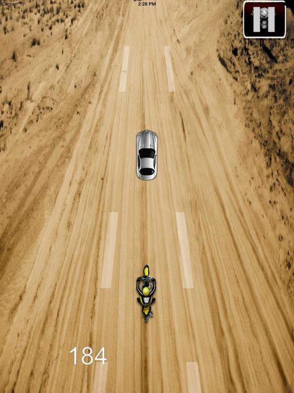 A Fury Motocross Pro - Traffic Game Bike Racing screenshot 7