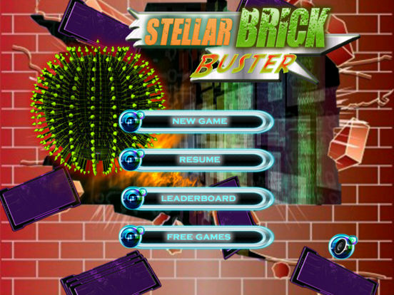 A Stellar Brick Buster PRO - Best Bricks Game screenshot 6