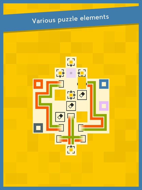 Twisted Lines – Mind-twisting Puzzles screenshot 8