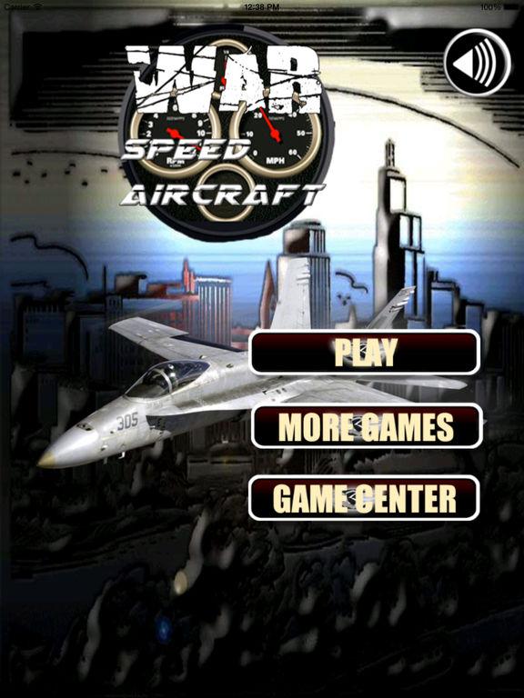 A War Speed Aircraft - Aircraft Simulator screenshot 6
