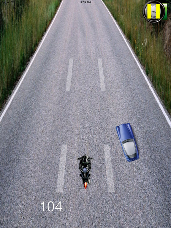 Dangerous Driving Road - Awesome Highway Game screenshot 7