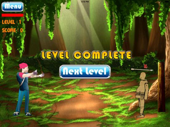 Archer Warrior Of Darkness - Arrow Amazing Game screenshot 10