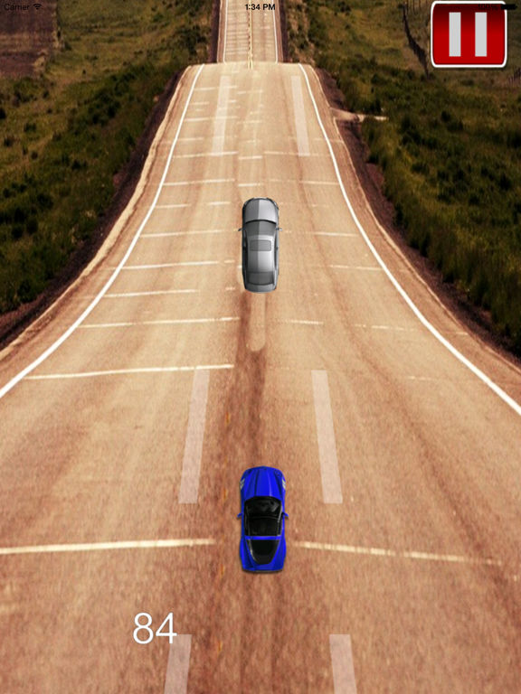 Awesome Nitro Car - Real Speed Xtreme Race screenshot 9