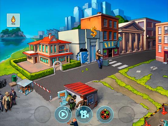 Doodle Mafia Blitz screenshot 7