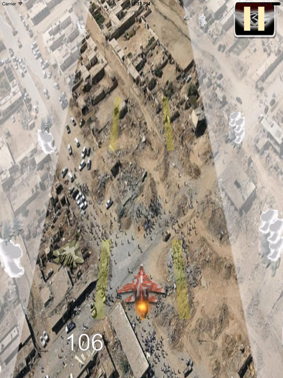 A Driving Fast Of F 22 Pro - Amazing Air War Game screenshot 10