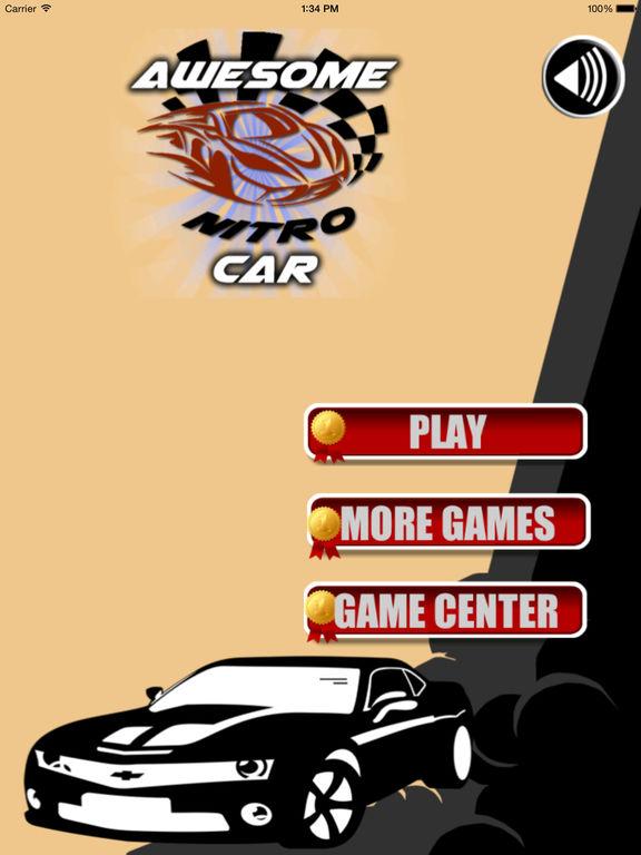 Awesome Nitro Car - Real Speed Xtreme Race screenshot 6