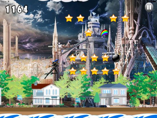A Light Jumps Muntant - Superhero Adventure Game screenshot 8