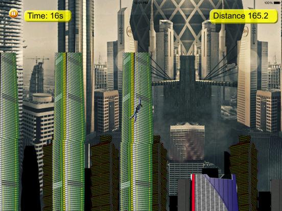 A Rope From Dusk Fly PRO - Thief Vs Hero screenshot 10