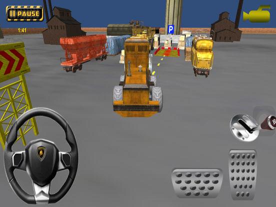 Factory Car Parking Simulator screenshot 6