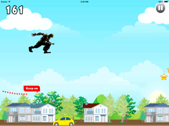 Big Jump In The City - Best Jump Tournament screenshot 9