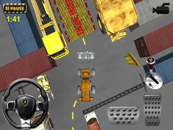Factory Car Parking Simulator screenshot 7