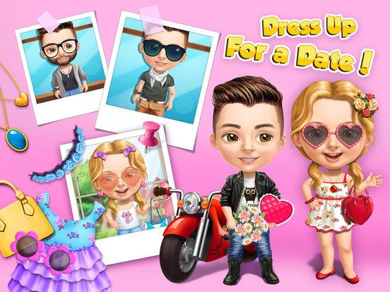 Sweet Baby Girl First Love - First Date & Dress Up screenshot 8