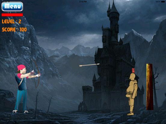 A Goalkeeper Haunted Castle - Arrow Fantastic Game screenshot 8