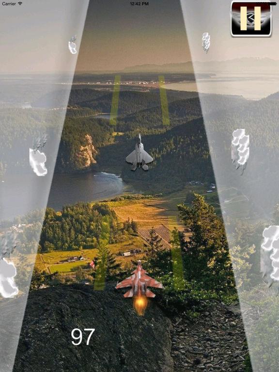 A Spectacular Speed Aircraft Pro - Amazing F18 Aircraft Simulator Game screenshot 7