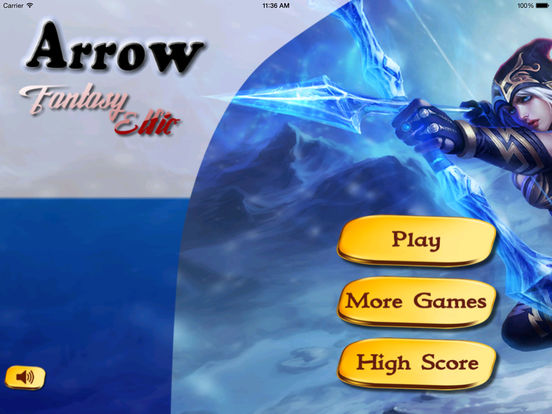 Arrow Fantasy Elfic - Archer Game In The Forest screenshot 6