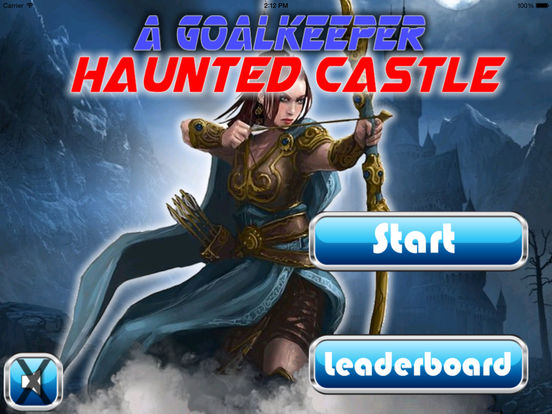 A Goalkeeper Haunted Castle PRO- Arrow Fantastic Game screenshot 6